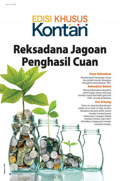 Kontan Edisi Khusus - 01 Maret 2020