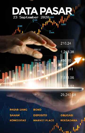Data Pasar - 23 September 2020