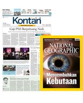 Harian Kontan + NG Indonesia