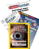Kontan Komplet + NG Indonesia