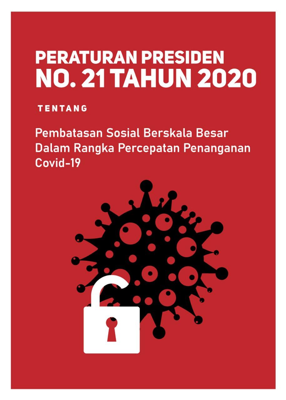 PP Pembatasan Sosial Berskala Besar Corona 2020 (Gratis)