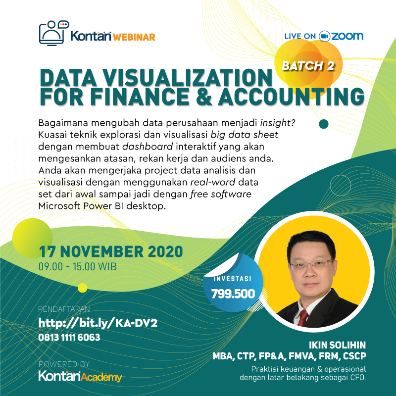 Data Visualization for Finance & Accounting