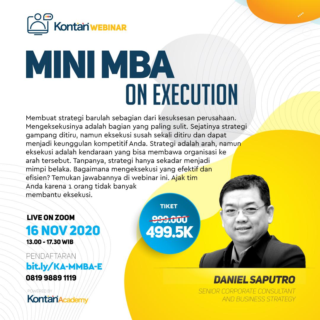 MinIMBA on Execution