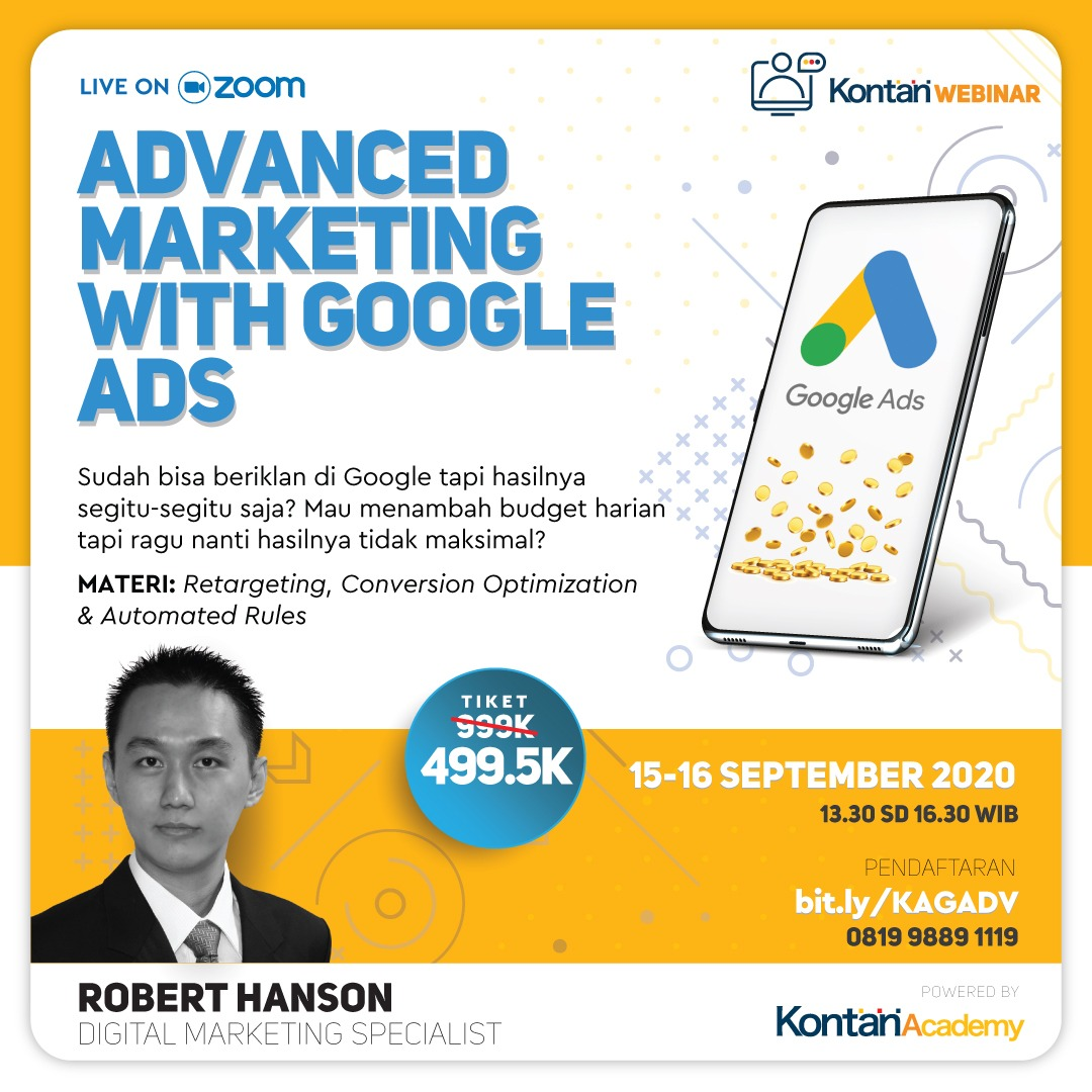 Advanced Marketing With Google Ads