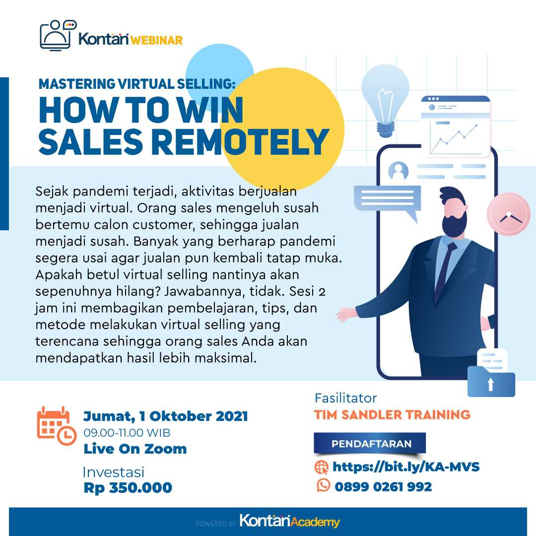Mastering Virtual Selling: How to win sales remotely