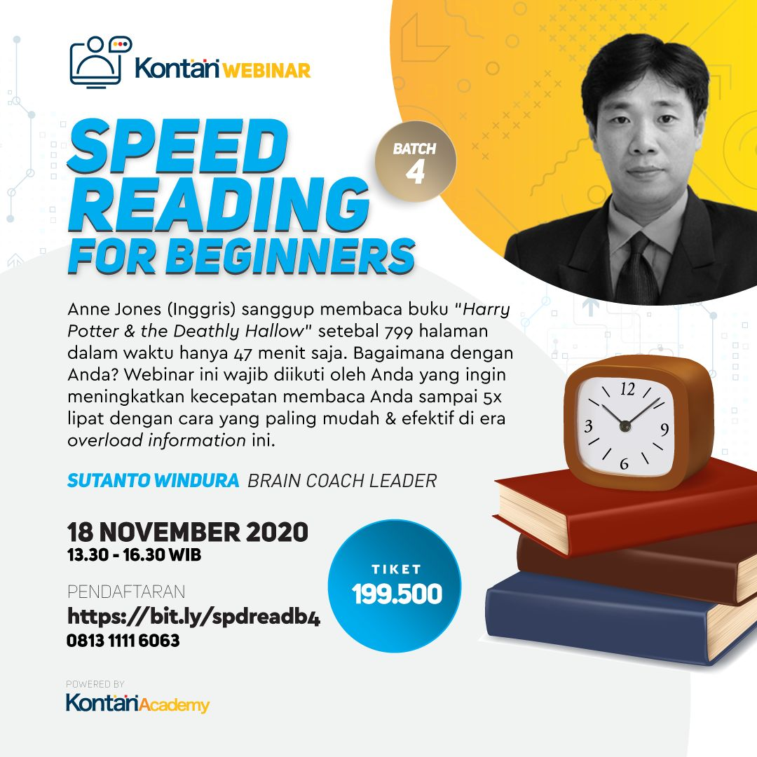 Speed Reading for Beginners (Batch 4)