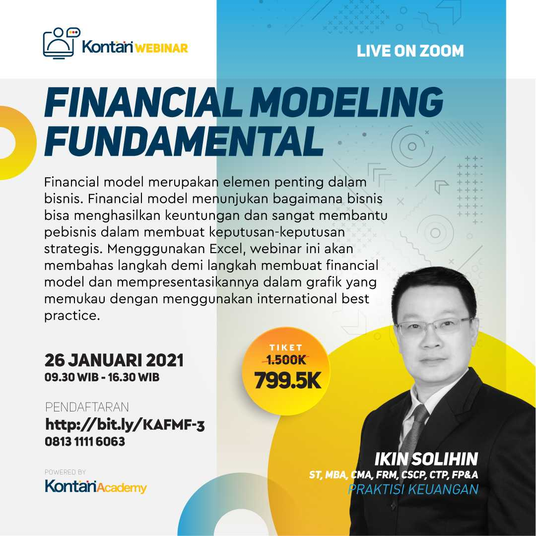 Financial Modeling Fundamental