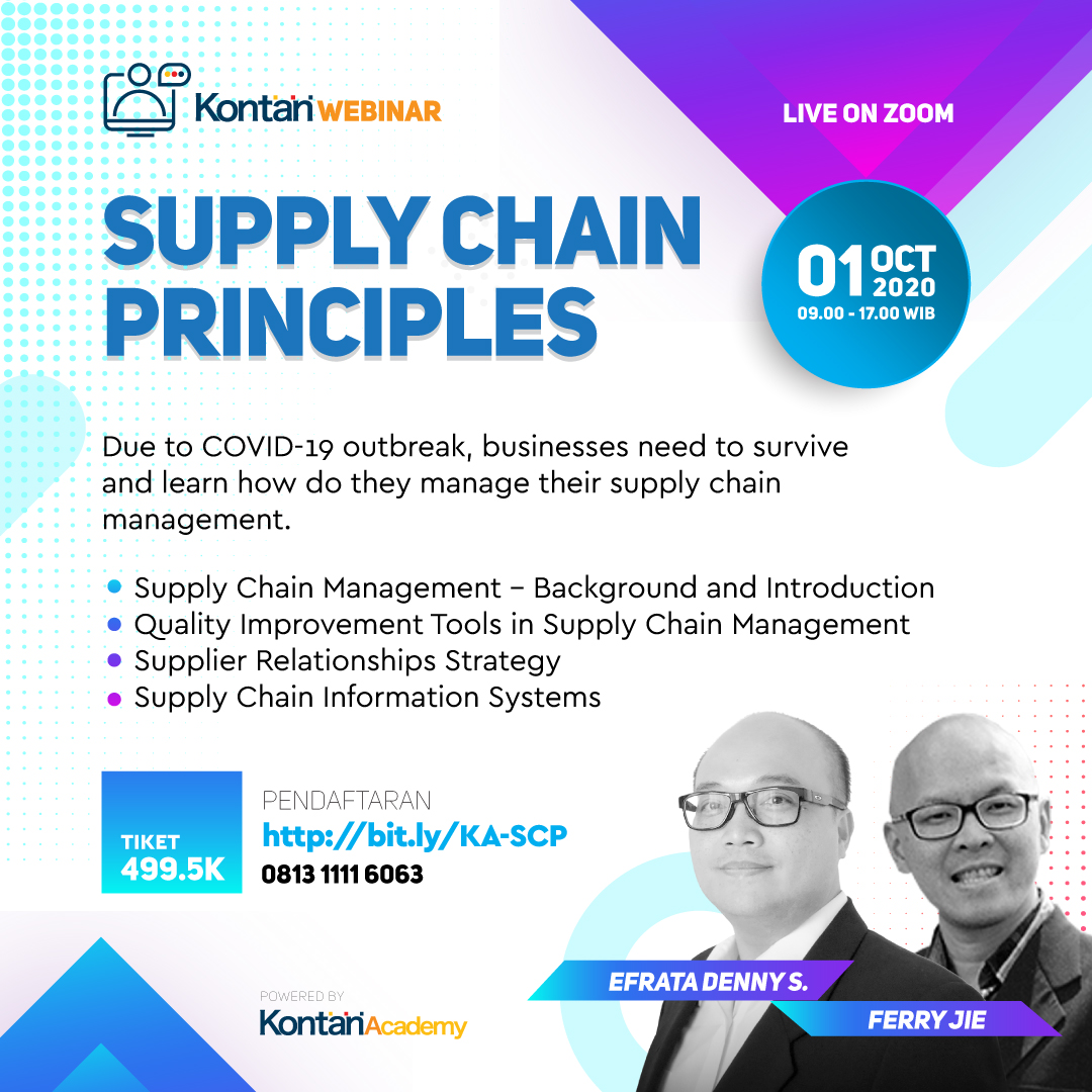 Supply Chain Principles