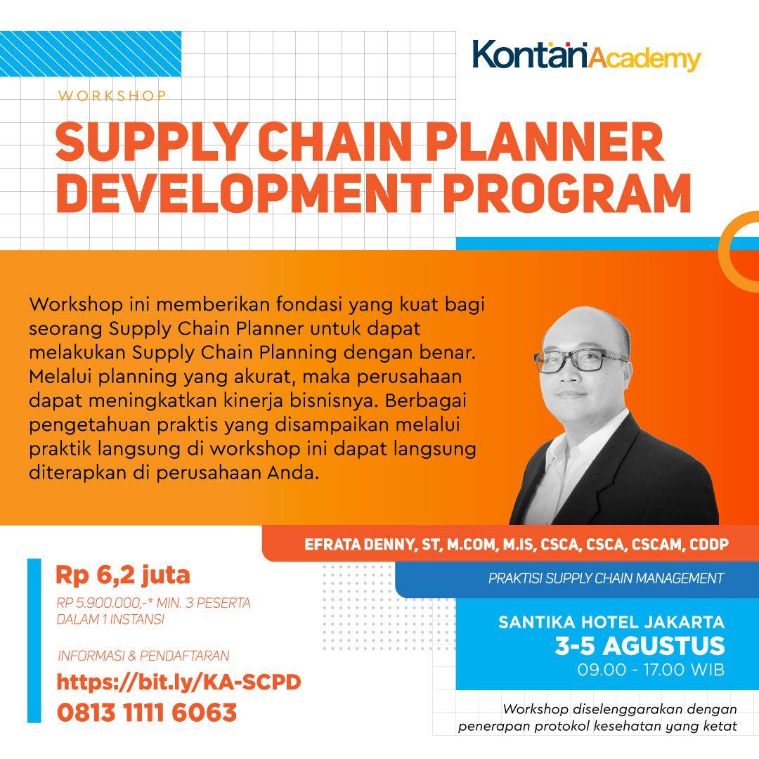 Supply Chain Planner Development Program