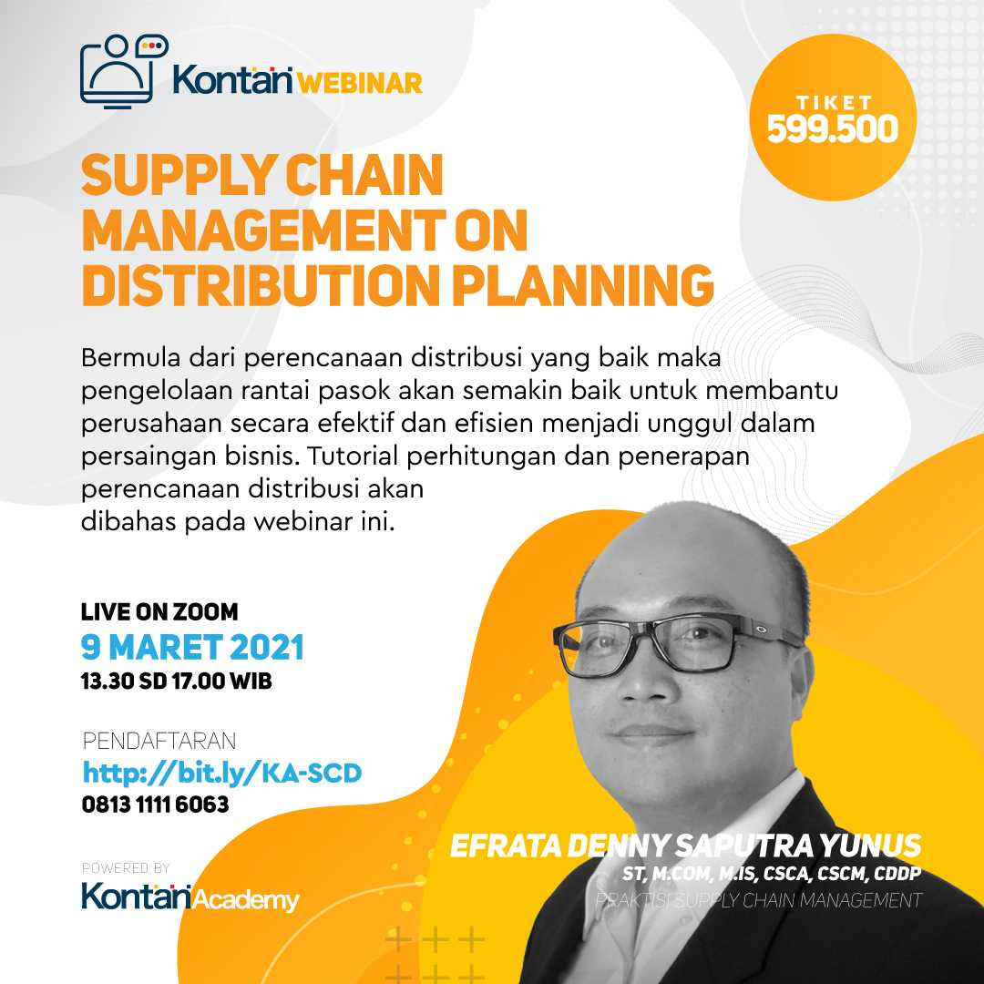 Supply Chain Management on Distribution Planning