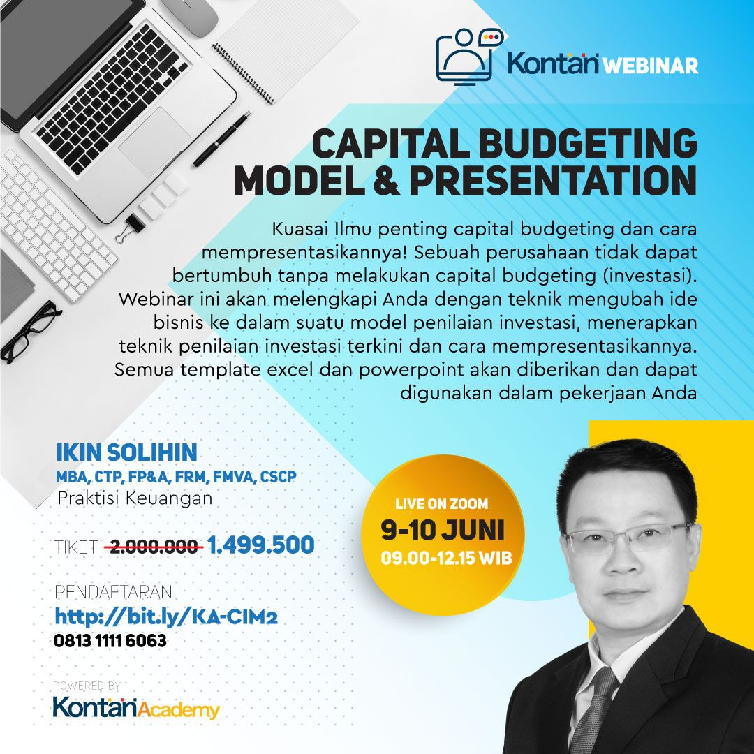 Capital Budgeting Model & Presentation