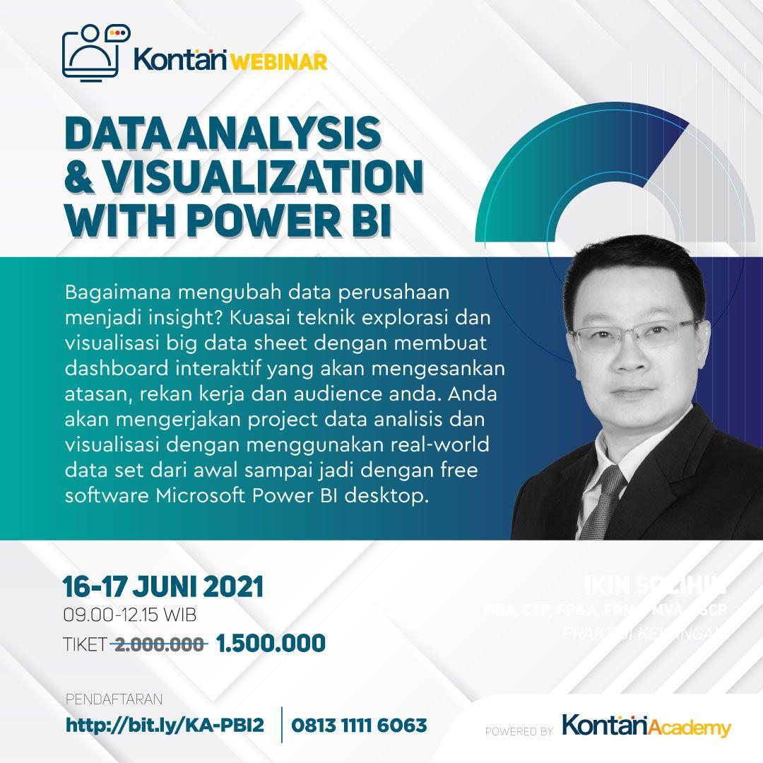 Data Analysis & Visualization with Power BI Batch 2