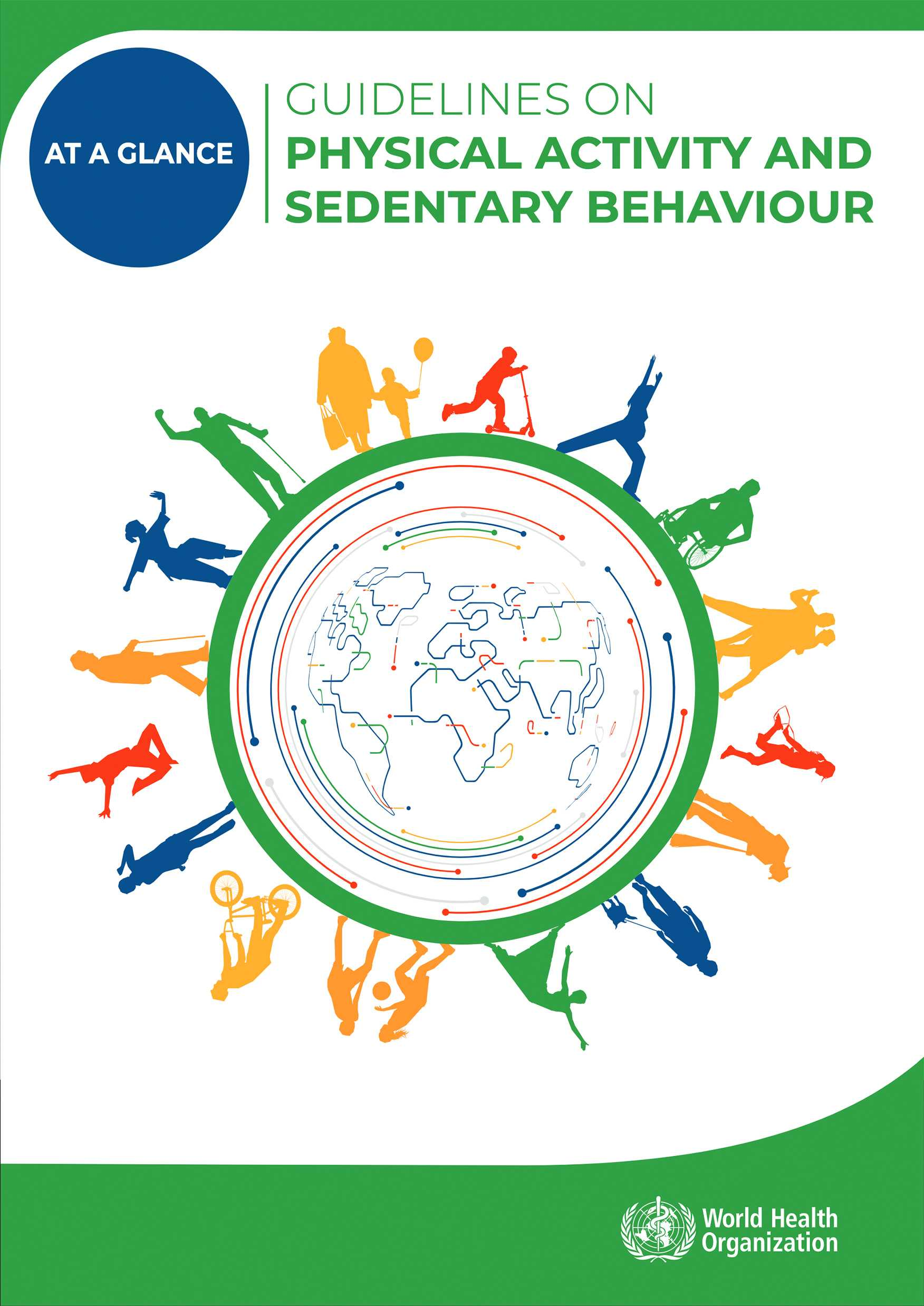 Guidelines On Physical Activity and Sedentary Behaviour (Gratis)