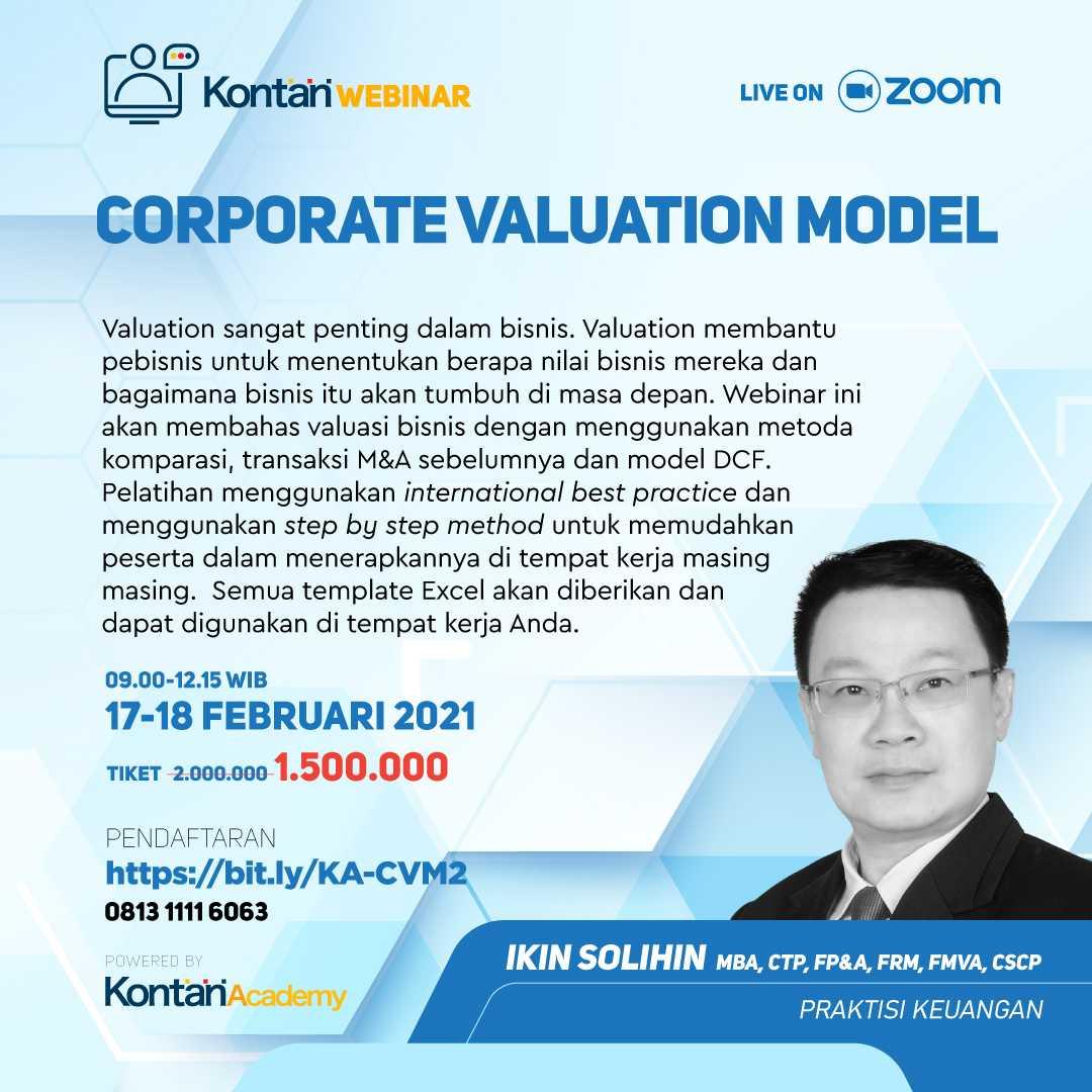 Corporate Valuation Model