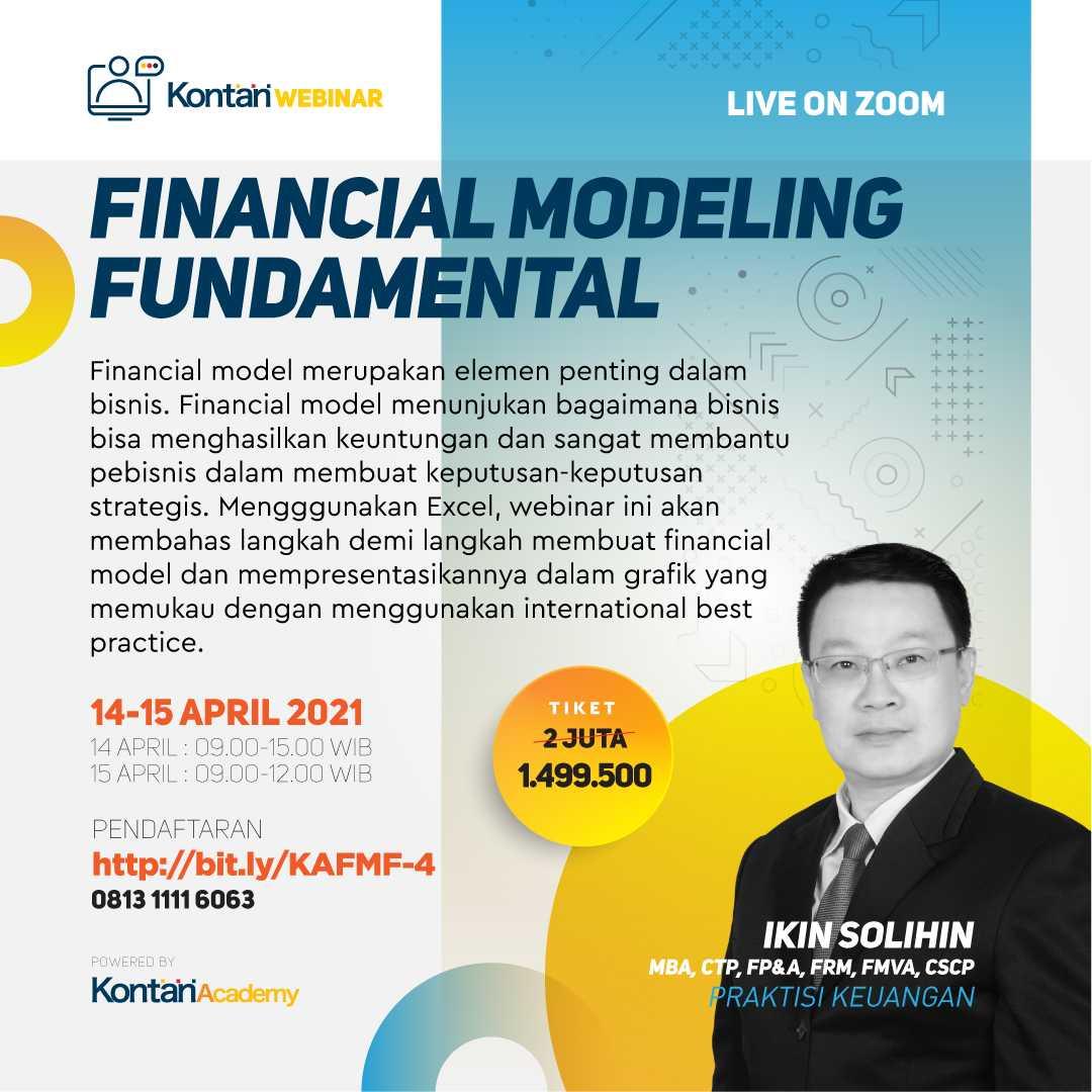 Financial Modeling Fundamental Batch 4