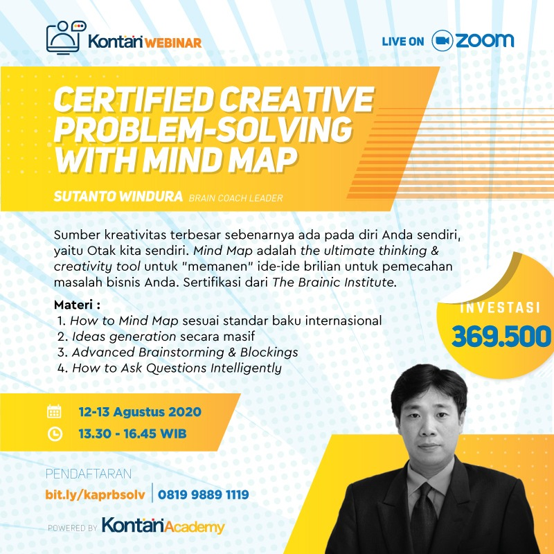 Creative Problem-Solving with Mind Map